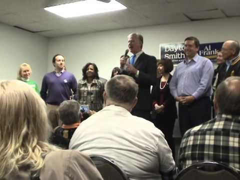MN DFL GOTV Tour:  Hopkins, Oct 30, 2014