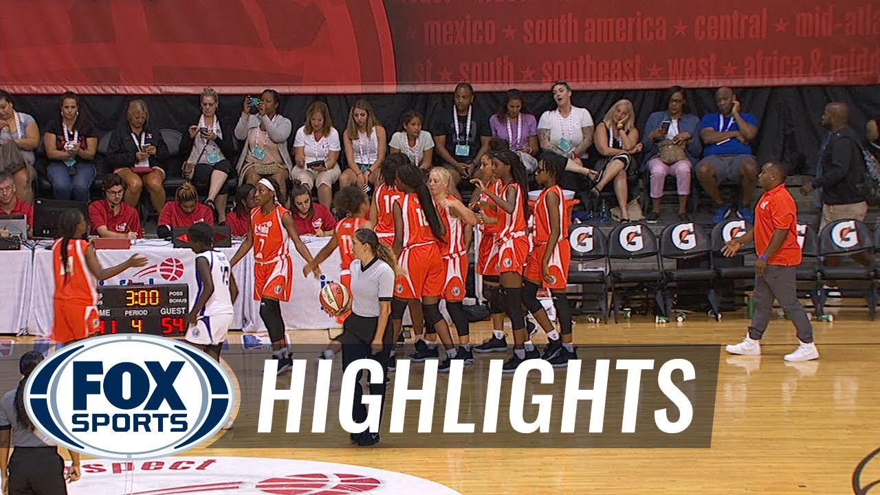 South Girls vs Northwest Girls | JR NBA CHAMPIONSHIPS