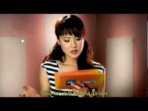 Helena Ngoc Hong Had a Crush on Lynda Trang Dai