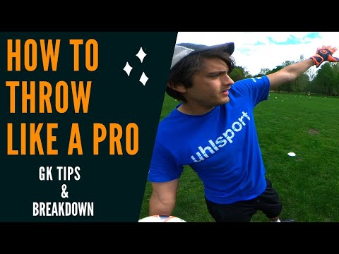 HOW TO THROW LIKE A PRO