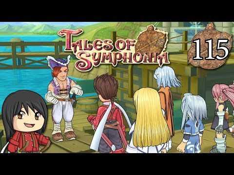 """Tales of Symphonia HD - Part 115: """"Argggh Me Hearties!"""""""