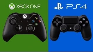 Самое ПОЛНОЕ Сравнение PlayStation 4 и Xbox One