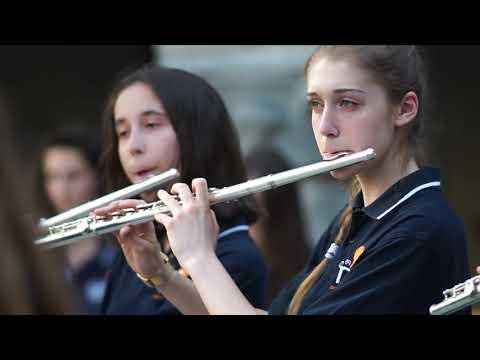 Flash Mob Bolero Ravel, Orchestra GMO Domodossola