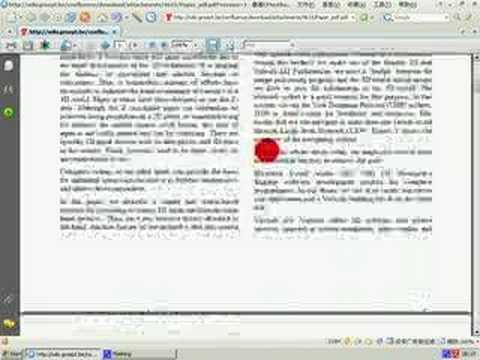 Wikipedia master thesis