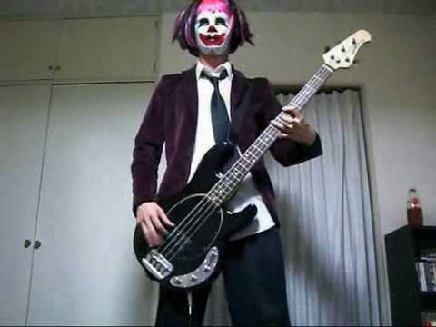 Marilyn Manson - Arma-goddamn-motherf kin-geddon  BassCover