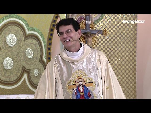 Homilia   Padre Reginaldo Manzotti   26/05/2019