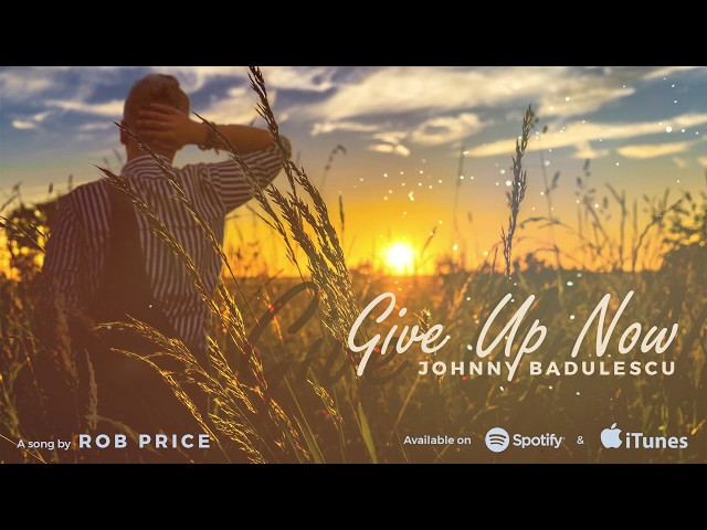 Johnny Badulescu - Give Up Now | Eurovision Romania 2019