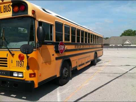 School Bus Pre-Trip Inspection Indiana CDL Class B (outside the bus