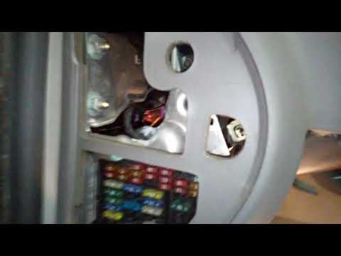 Замена радиатора печки ауди А6 С5 2.5тди 2001г