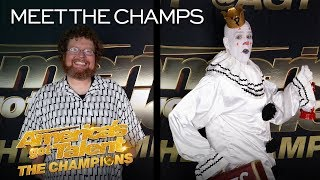 Puddles Pity Party and Ryan Niemiller Want To Make You LAUGH! - America's Got Talent: The Champions