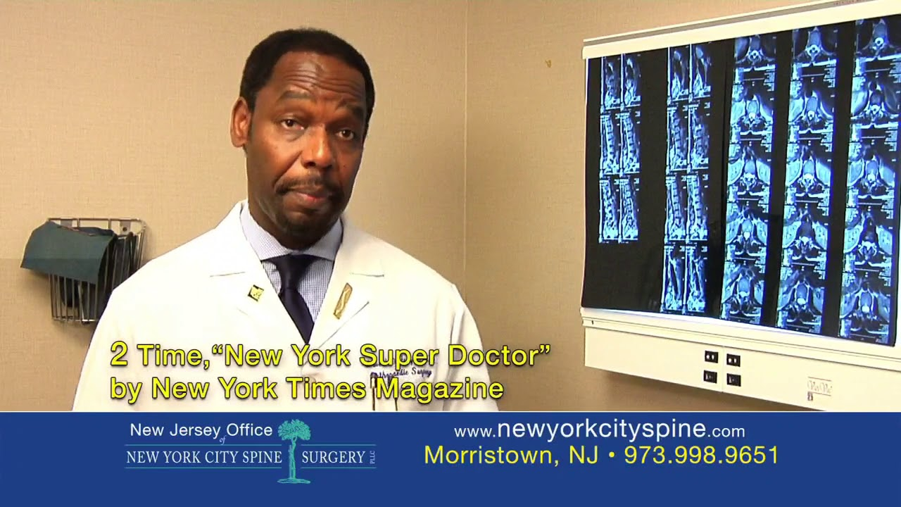 Meet Dr Daveed Frazier | NYC's Harvard Trained Spine Surgeon