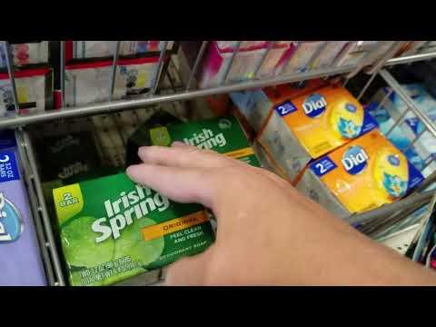 ASMR DT Soap Organizing