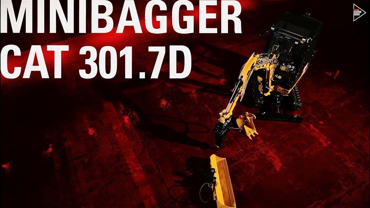 Favorit Minibagger Bedienungsanleitung – Jetzt den CAT 301.7D mieten - YouTube CK55