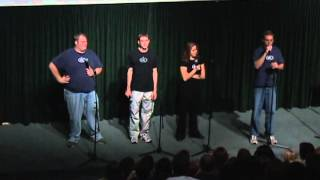 Typical Divine Comedy Skit - Divine Comedy