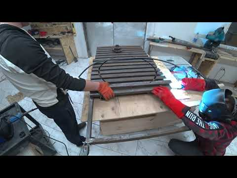 Welding Table / How To Make Welding Table