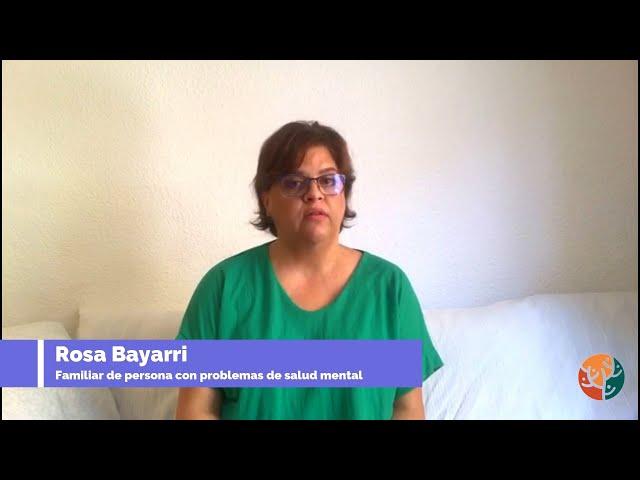 #ConectaConLaVida 2020 - Rosa Bayarri