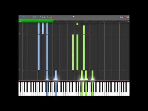 Gaudeamus Igitur Synthesia Piano