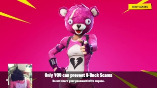 FORTNITE battle royale (use code DKD-Sparrow)#NOOB