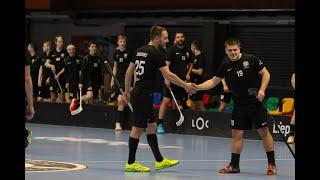 ELVI florbola līga: FK Kurši - Bauska (5:2), 28.03.2021