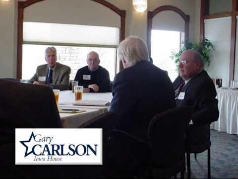 Gary Carlson for Iowa House