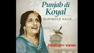 Aag paniyan ch reloaded song Karaoke Lyrics - Surinder kaur