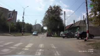 Авария 20.08.2012 Энгельс ул.Тихая/Ленина.avi