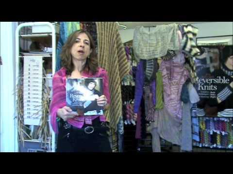 Iris Schreier's Artyarns Studio Tour