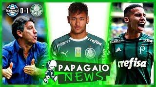 Renato Gaúcho CHORA após Derrota para o Palmeiras   Neymar no Verdão?   Iván Angulo convocado e+