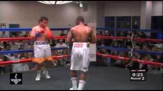 Jonathan Alcantara vs Isaac Dogboe