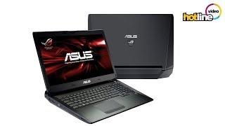 видео Игровой ноутбук Asus: обзор, характеристики, фото