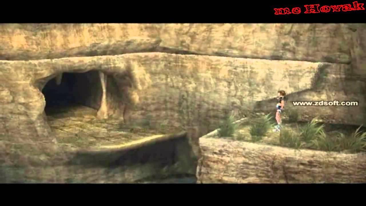 Tomb Raider Legend Playstation 2 Gameplay Youtube