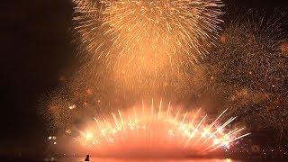 【高画質!至近距離!】第29回なにわ淀川花火大会2017[FULL]:The 29th Naniwa Yodogawa fireworks display 2017 Full Version