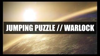 Jumping Puzzle Techniques // Shortcut Jump Variants [Warlock] : Destiny [Vault of Glass]