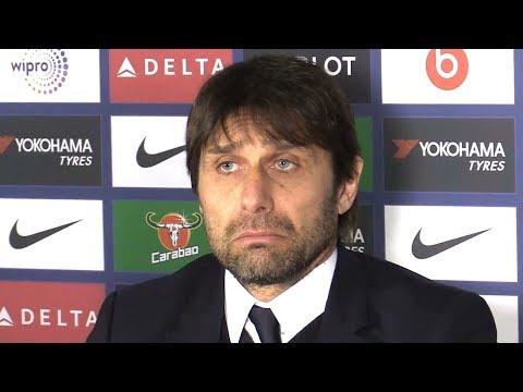 Chelsea 0-3 Bournemouth - Antonio Conte Full Post Match Press Conference - Premier League