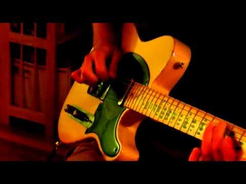 Kelton Swade 53' Butterscotch AVR-T & Gary McGuire 6