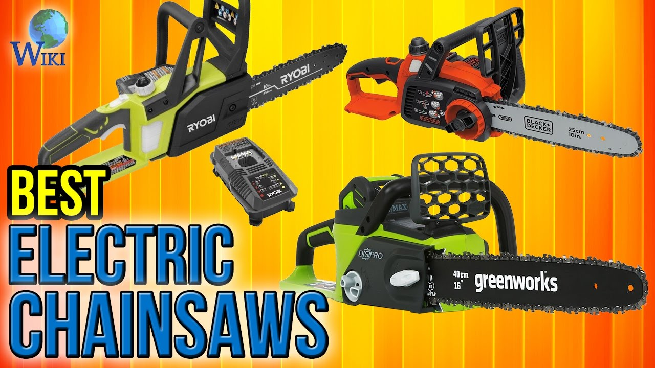 9 best electric chainsaws 2017 youtube 9 best electric chainsaws 2017 keyboard keysfo Gallery
