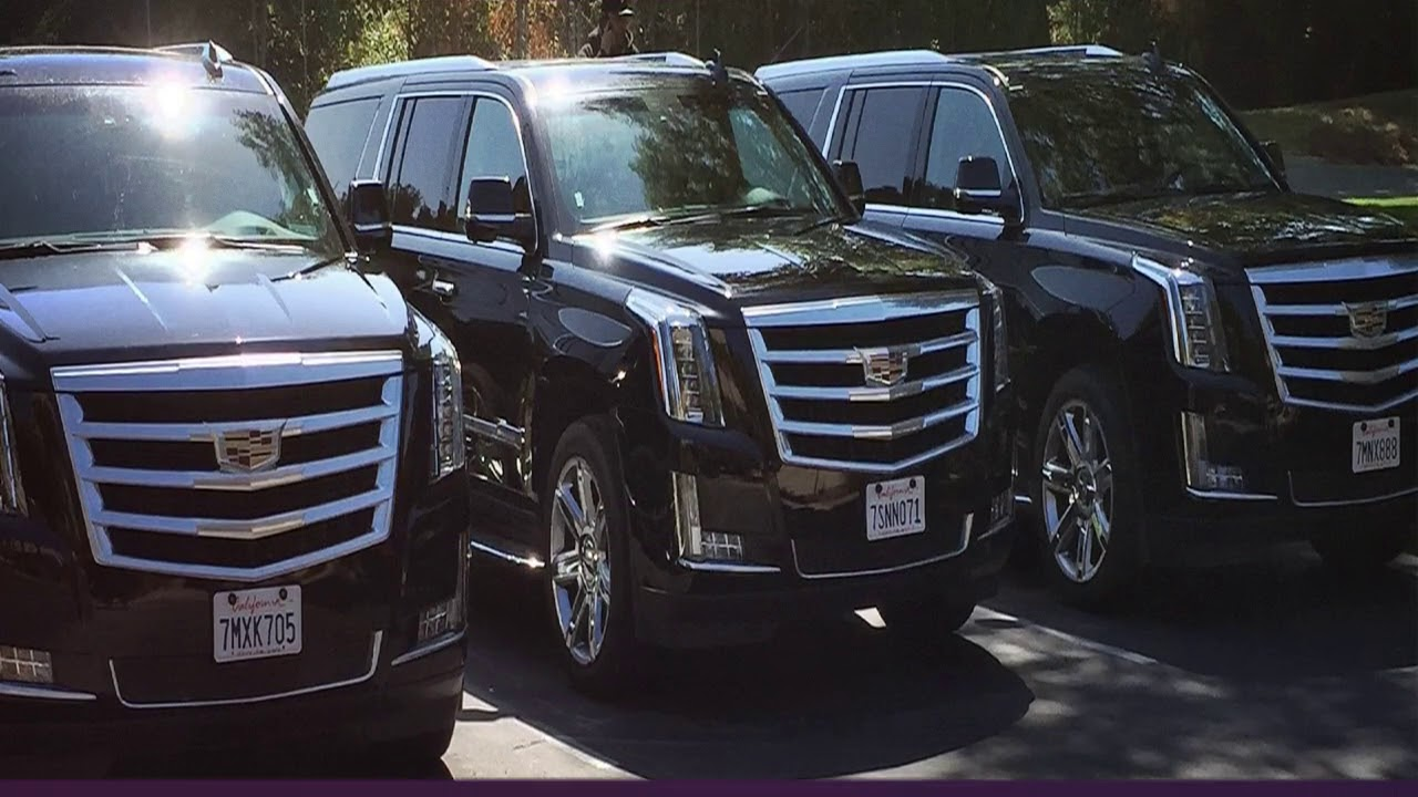 Contact Will Chambers Global For Atlanta Limo Service