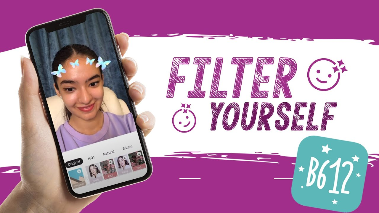 Steps To Create Your Own Classy Filters | I Created My Own Filter Using B612 | Anushka Sen