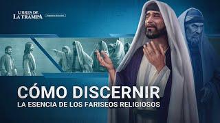 """Película evangélica """"Libres de la trampa"""" Escena 1 - Cómo discernir la esencia de los fariseos religiosos"""