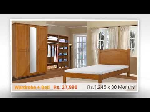 Finestra - Brazilian 100% Solid Wood Furniture