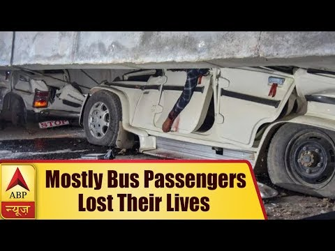 Varanasi flyover collapse: Most of the UP roadways bus passengers lost their lives