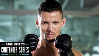 Dana White's Contender Series Brasil – Uma Chance no UFC: Marcio Alexandre