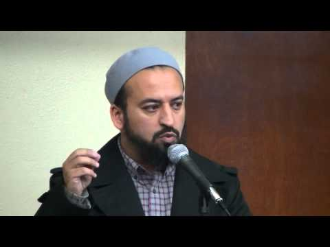 Post San Bernardino Shooting Service - Message by Imam Yama Niazi