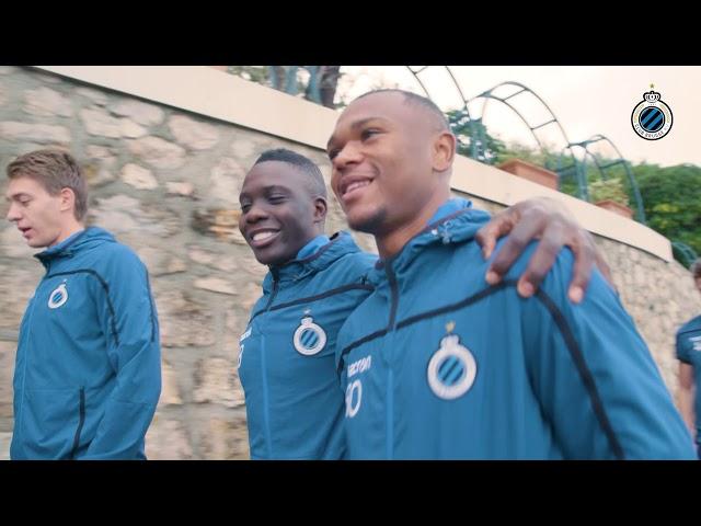 CLUB BRUGGE WANDELING MONACO | UCL | 2018-2019