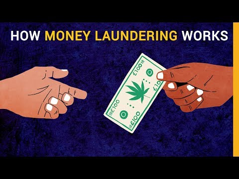 How Money Laundering Works - BBC Stories