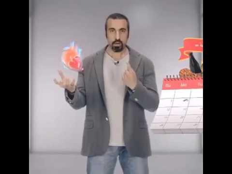 معلومات مفيدة جدا عن القلب مع /أحمد الشقيري