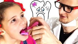 Dentist Song | Jobs Song | Kids Songs & Nursery Rhymes | Children's Educational video