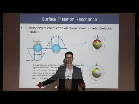 Ep21 Nanobiophotonics, SPR, absorption, scattering. UCSD, NA