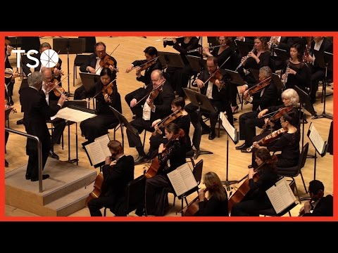 Maxime Goulet: United Anthems / Peter Oundjian ・ Toronto Symphony Orchestra