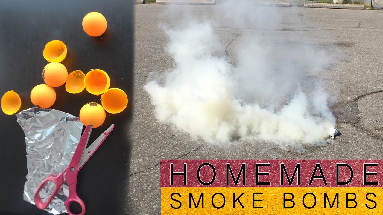 How To Make A Smoke Bomb For Your Finest Cocktail